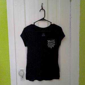 Miley Cyrus & Max Azria T Shirt